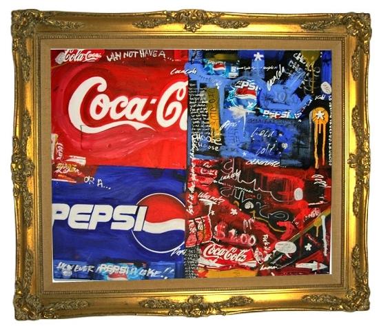 coke vs pepsi. Coca cola vs Pepsi